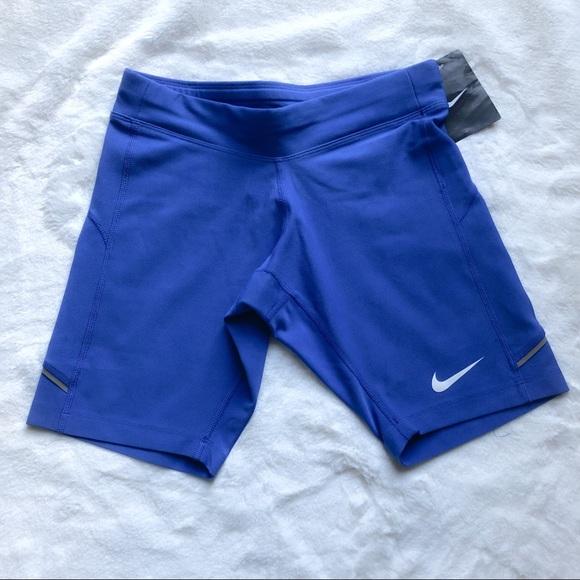 52d9367585dcc Nike Shorts | Nwt Running Compression Spandex | Poshmark
